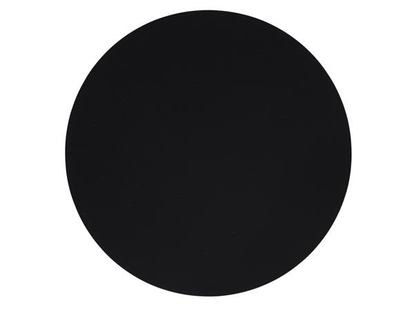 Lind DNA Bordstablett Circle 40cm Softbuck Black
