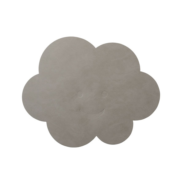 Lind DNA Bordstablett Cloud 38x31 cm Nupo Light Grey