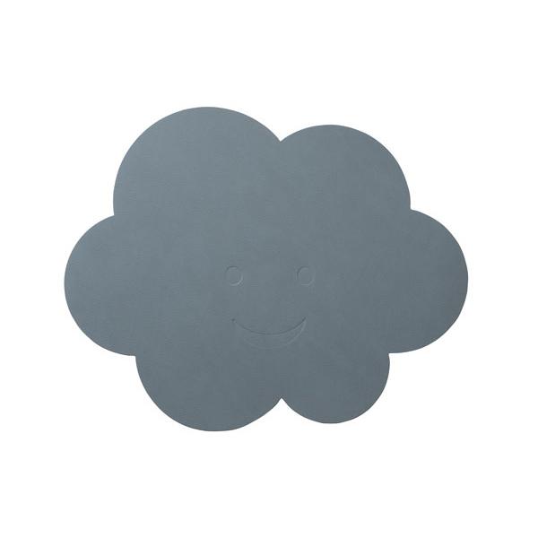 Lind DNA Bordstablett Cloud 38x31 cm Nupo Light Blue