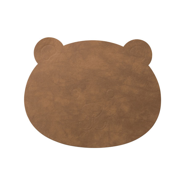Lind DNA Bordstablett Bear 38x30 cm Nupo Nature