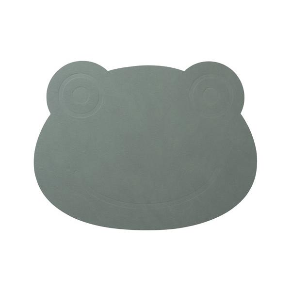 Lind DNA Bordstablett Frog 38x28 cm Nupo Pastel Green