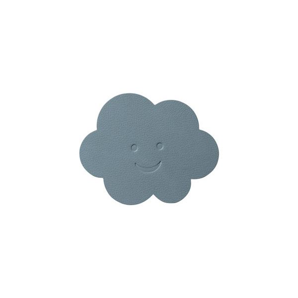 Lind DNA Glasunderlägg Cloud Ø 12 cm Nupo Light Blue
