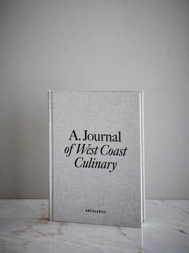 NEW Mags A journal of west coast culinary