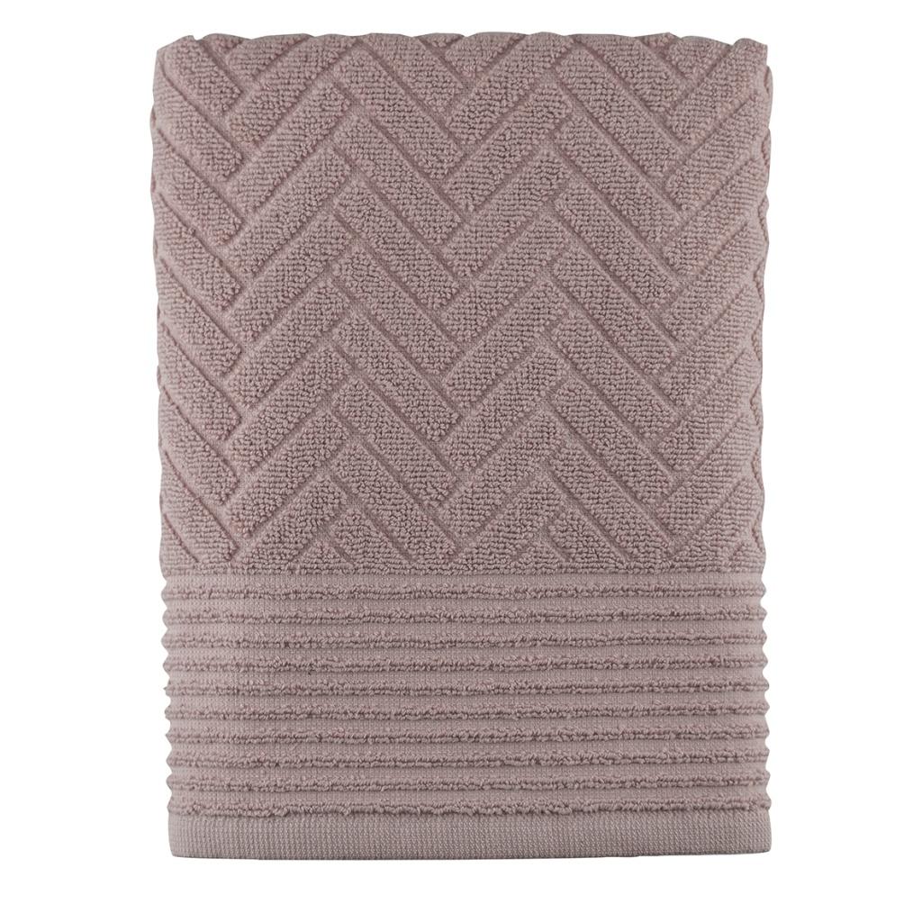 Mette Ditmer Brick Handduk 50x95 cm Rose