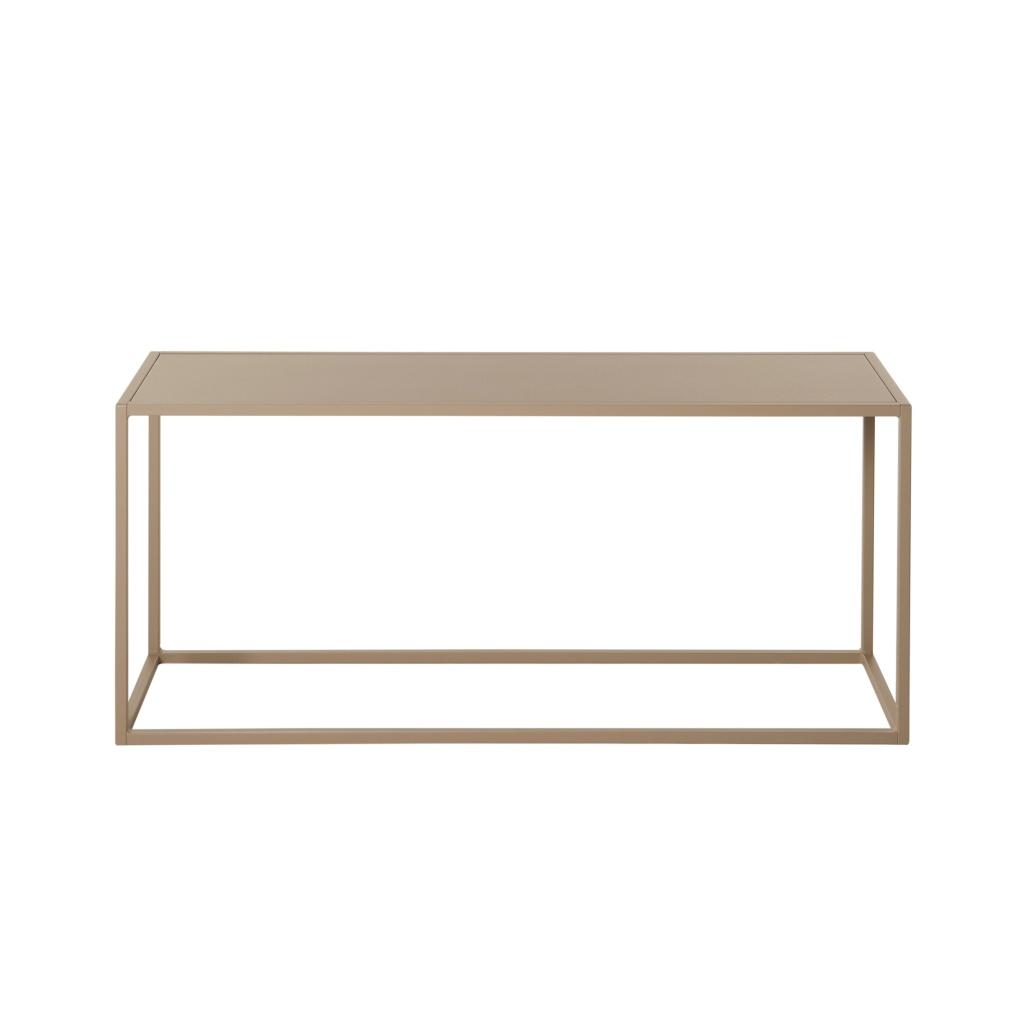 Design Of Bench Outdoor Beige
