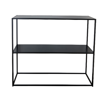 Design Of Sideboard Outdoor Black