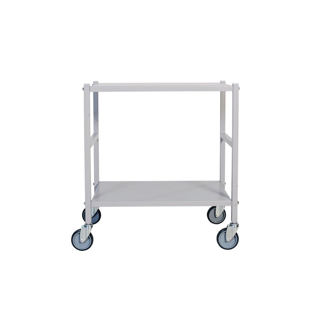 Design Of Trolley Grey