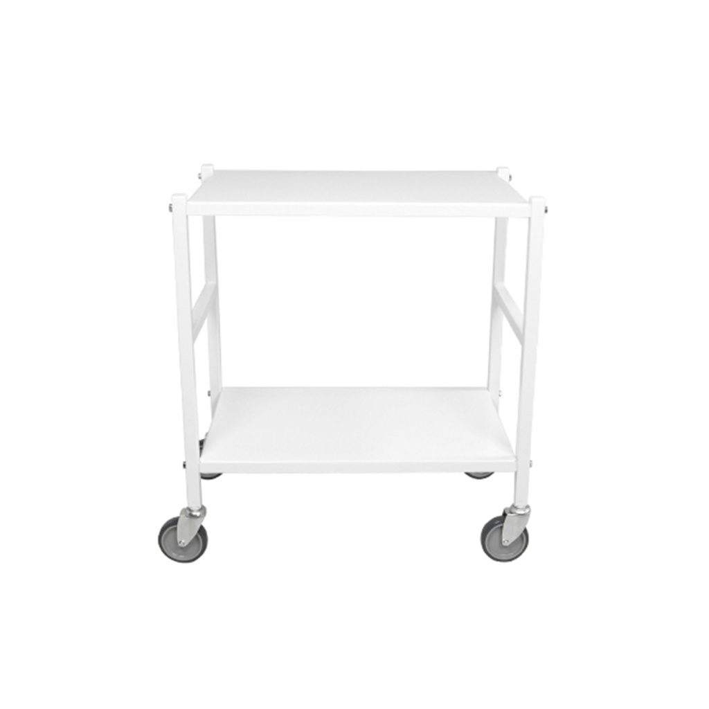 Design Of Trolley White