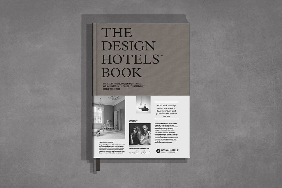 New Mags The Design Hotels Book 2018