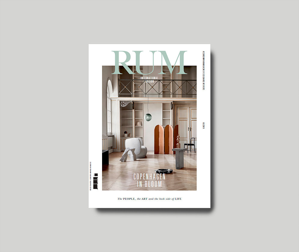New Mags RUM International No. 7