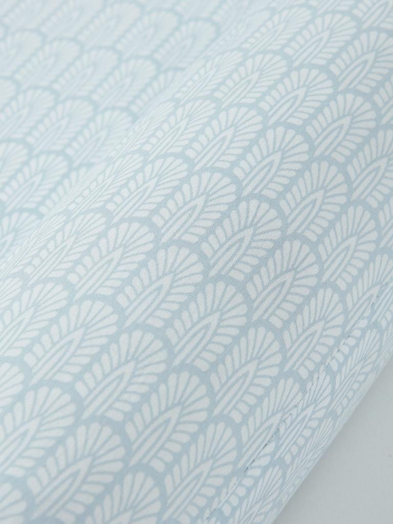 84927ef7f93 Garbo & Friends Knots Wool Blanket Blue