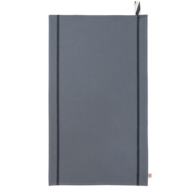 La Cerise Sur Le Gateau Kökshandduk Stripes Grey 50x80cm