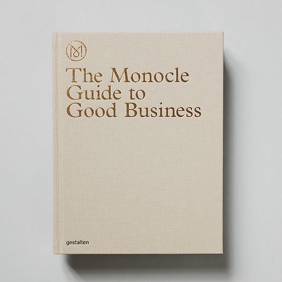 New Mags Bok The Monocle guide to good Business