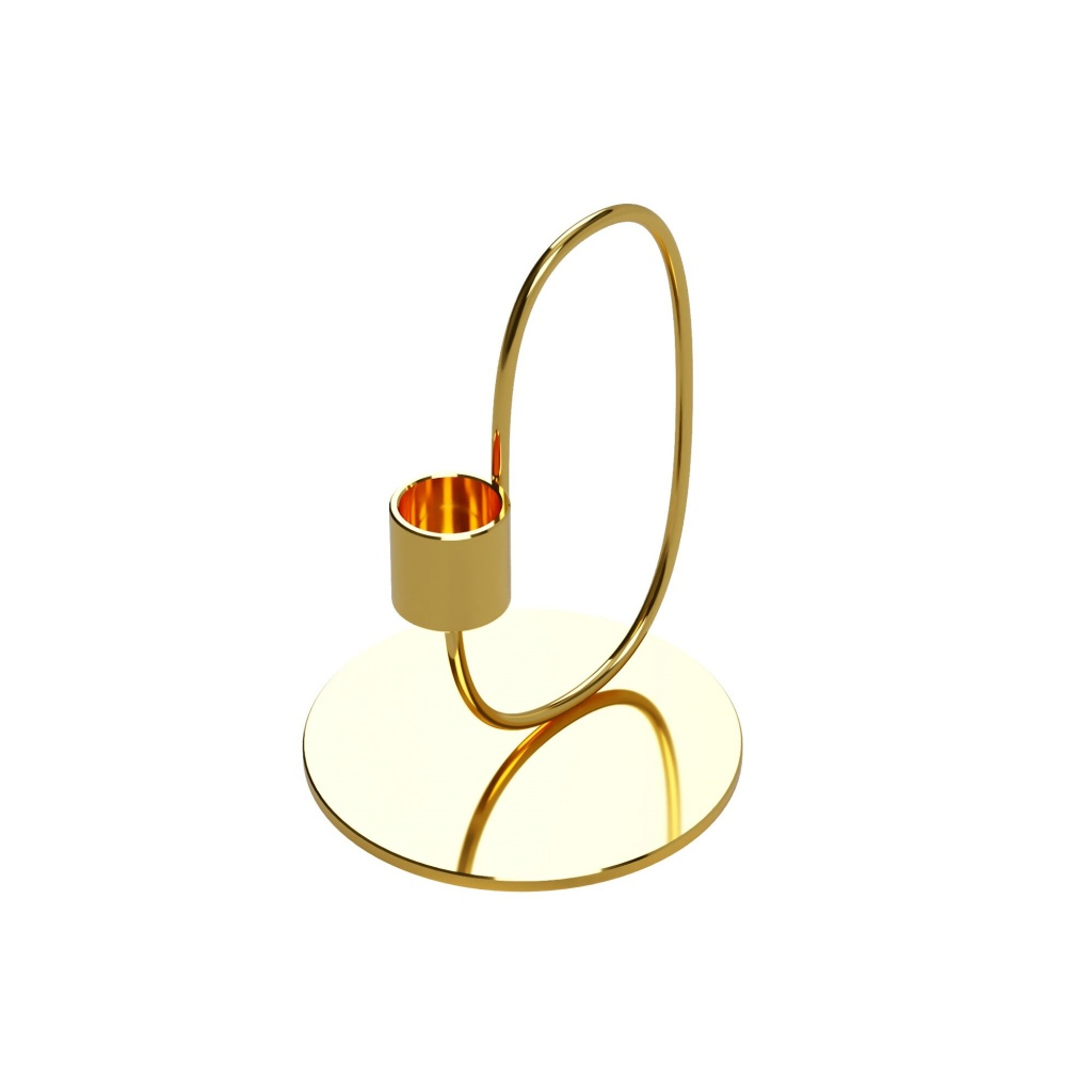 Cooee Design Swoop Brass