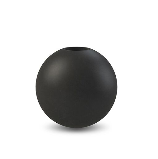 Cooee Design Candlestick Ball 8 cm Black