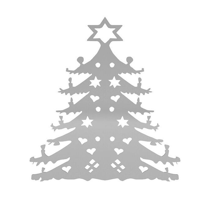 Cooee Design American Christmas Tree 410mm Stainless Steel