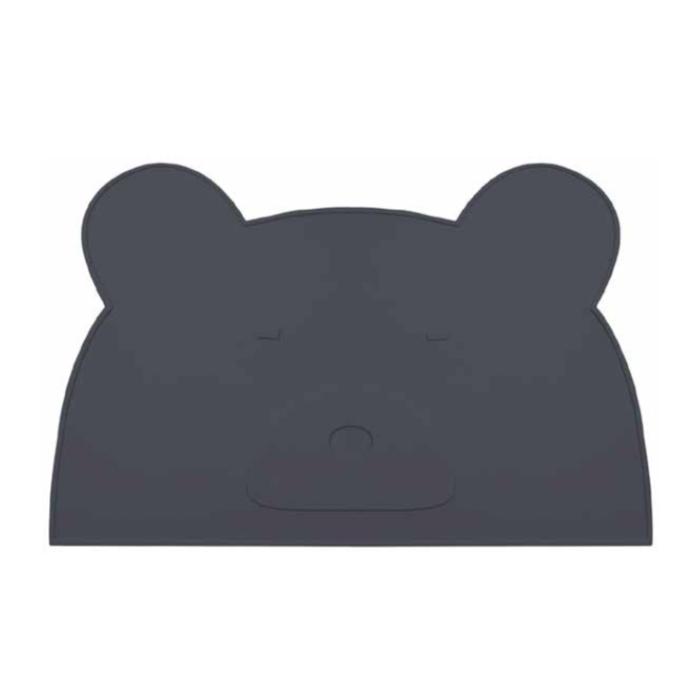 Liewood Jamie Placemat Bear Black