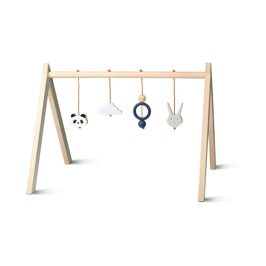 Liewood Wood Playgym w. accessories