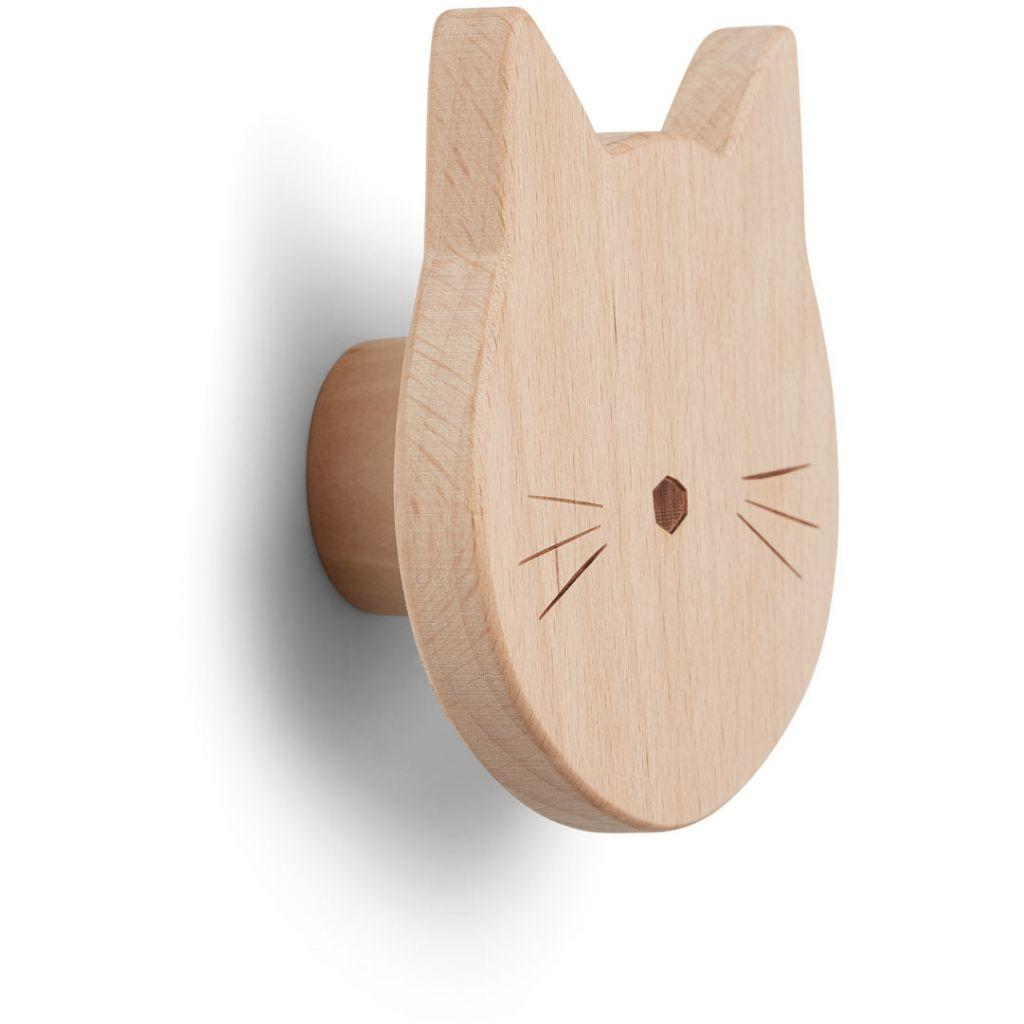 Liewood Ida Träknopp Cat