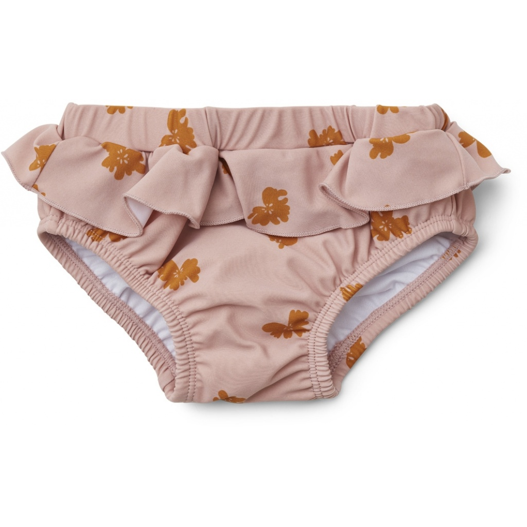Liewood Elise baby girl swim pants Sprout Rose