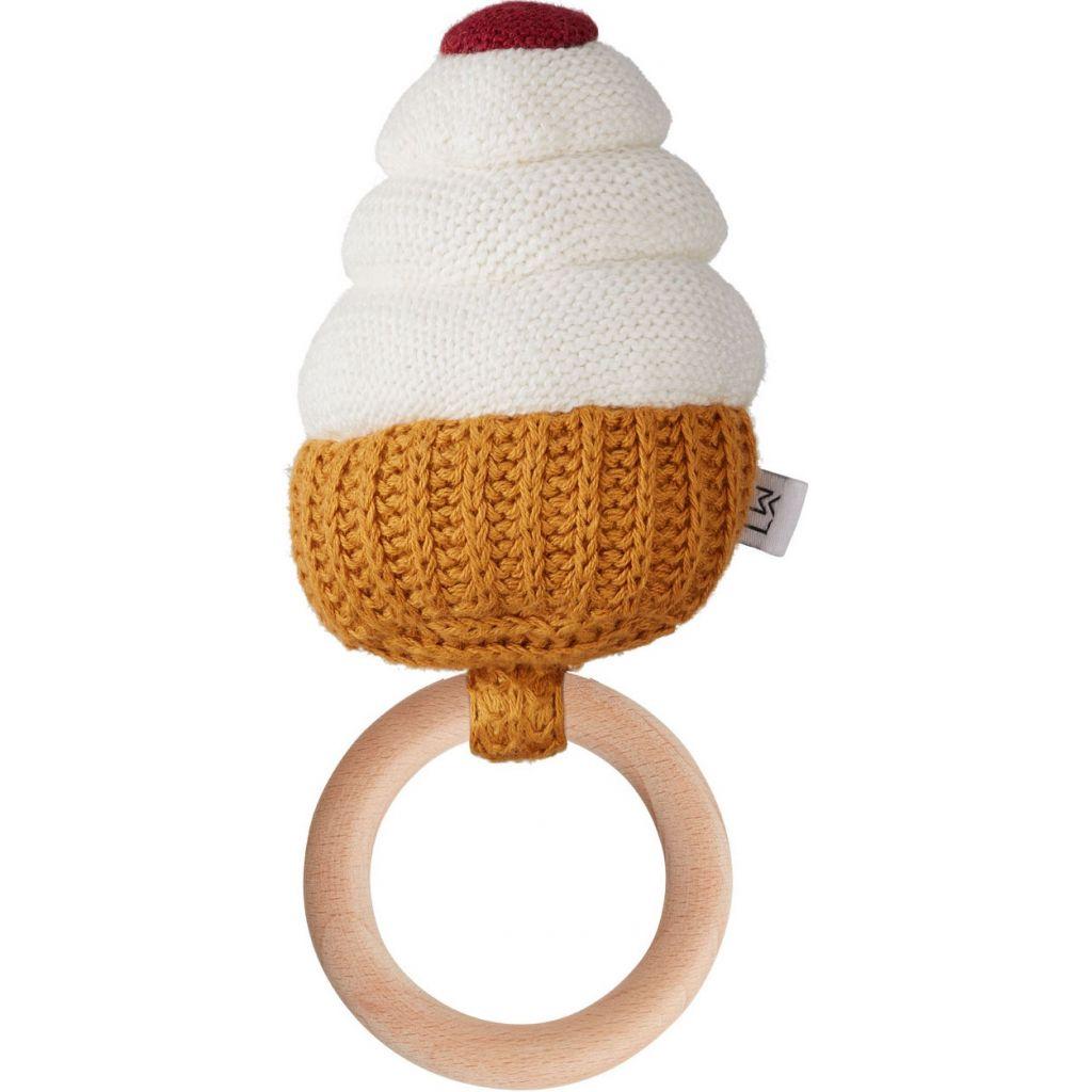 Liewood Aria Skallra Cupcake creme de la creme