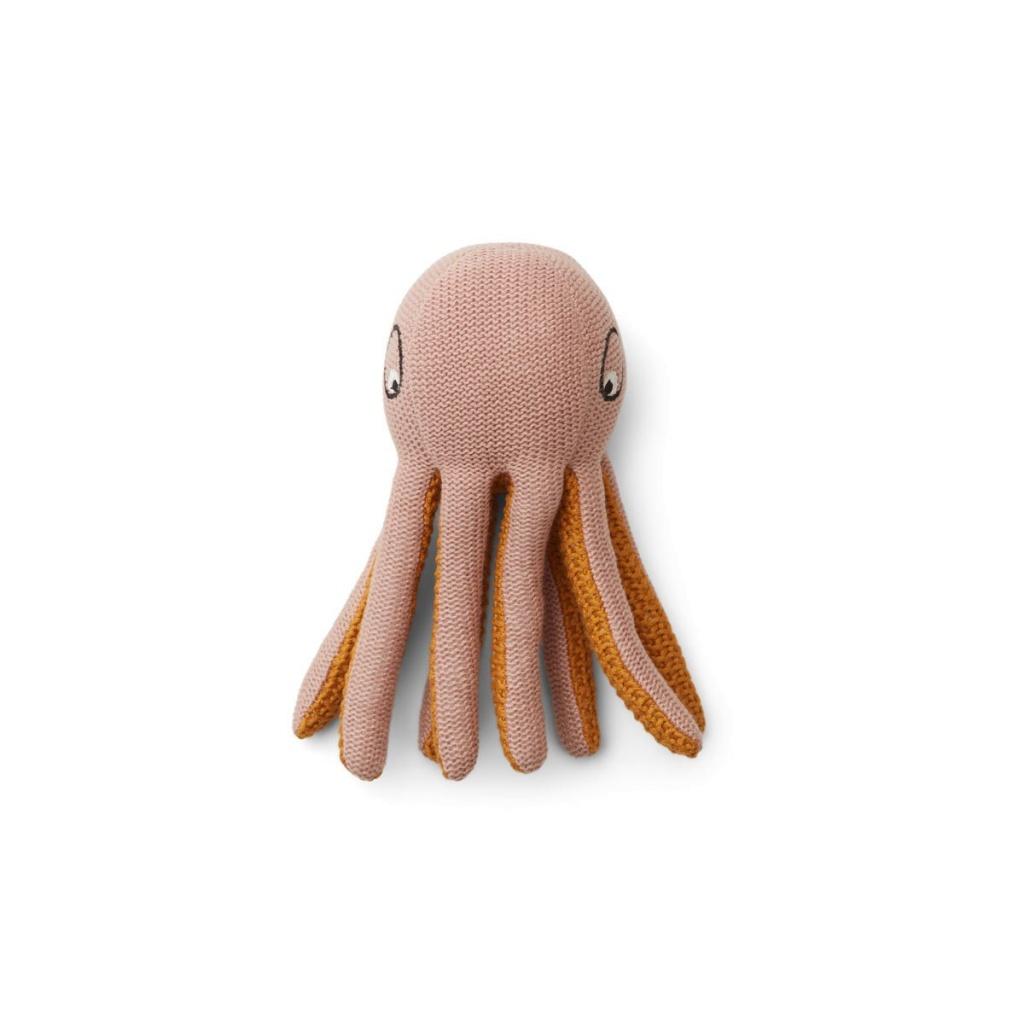 Liewood Ole Teddy Mini Octopus Rose
