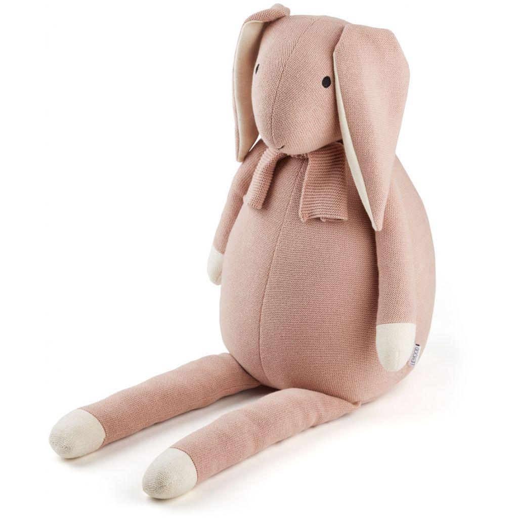 Liewood Kathlin Teddy Rabbit Rose 88cm