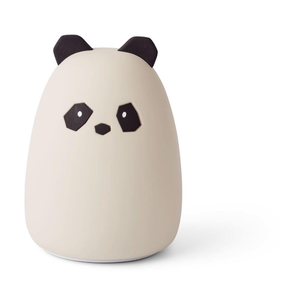Liewood Winston Nattlampa Panda Creme de la creme