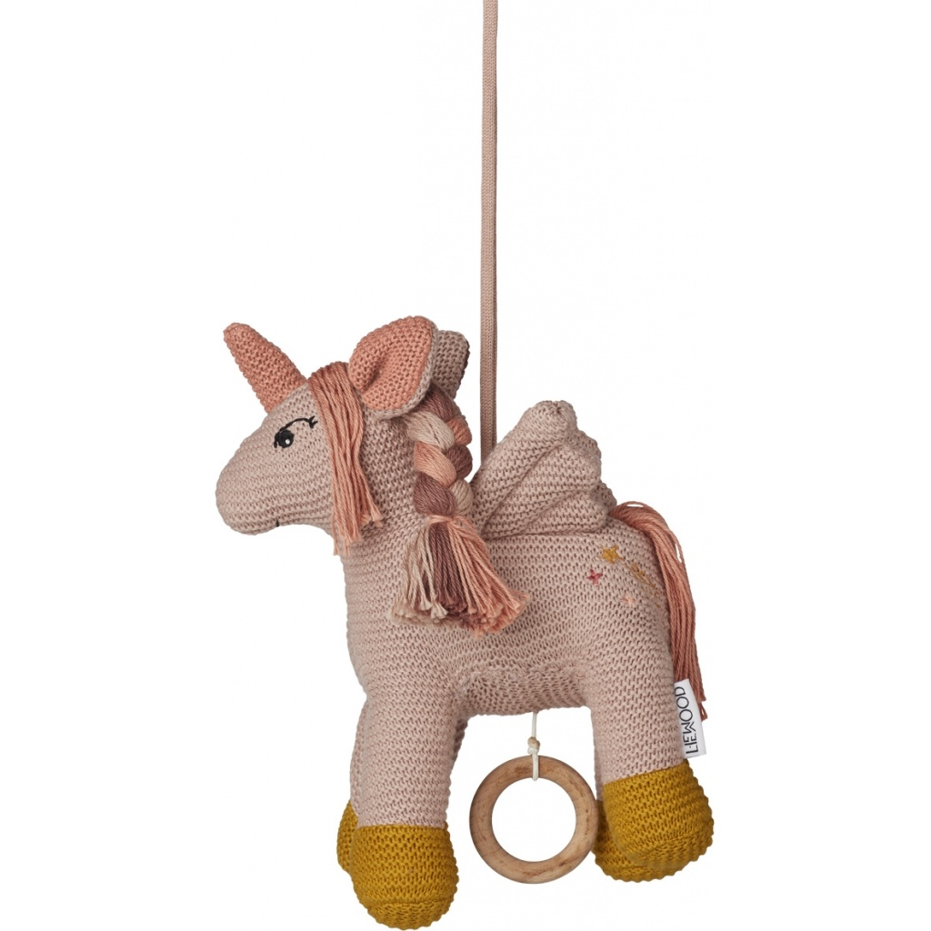 Liewood Unicorn Sue Musikmobil Sorbet Rose - Limited Edition