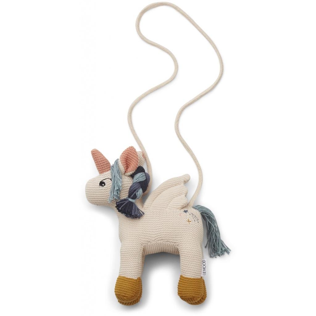 Liewood Unicorn Nancy bag Sandy - Limited Edition