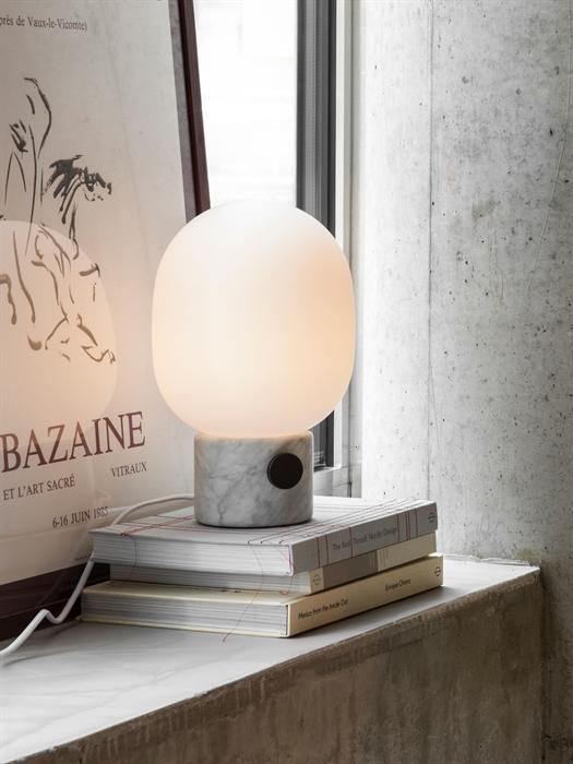 Menu JWDA Marble Lamp White