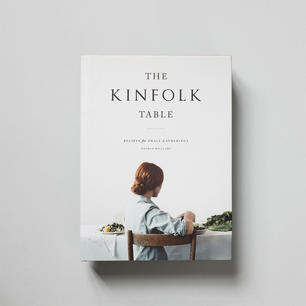 New Mags Bok Kinfolk The Table