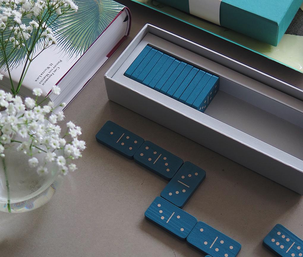 Printworks Spel Domino
