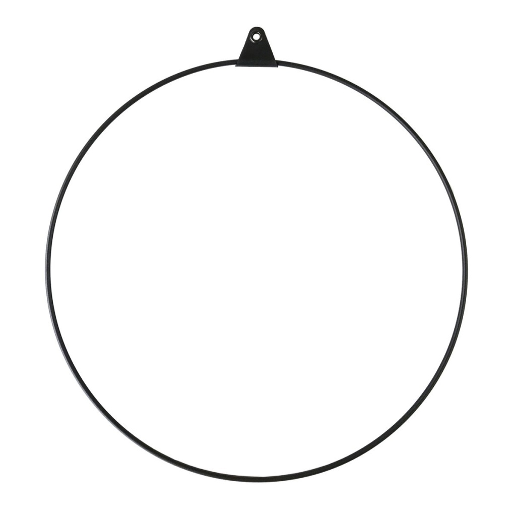 Strups Ring 33 cm Black