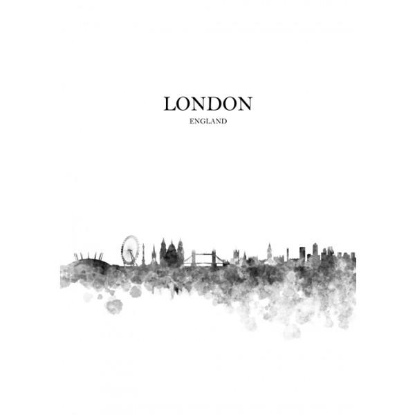 Poster 30x40 cm London