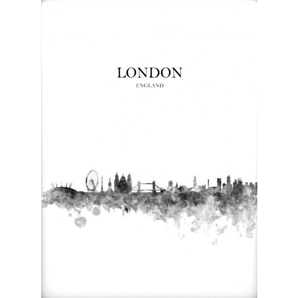 Poster 50x70 cm London