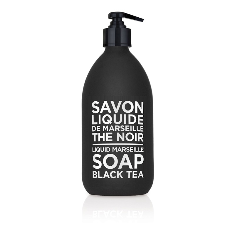 Savon de Marseille Liquid Soap 500 ml Black Tea