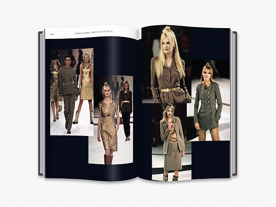 New Mags Chanel Catwalk