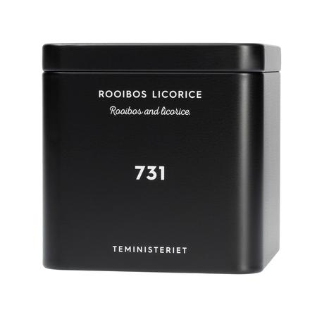 Teministeriet No 731 Rooibos Licorice