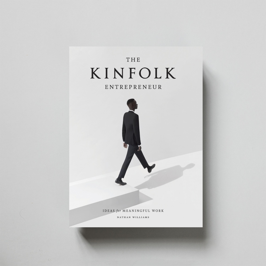 New Mags Bok Kinfolk Entrepreneur