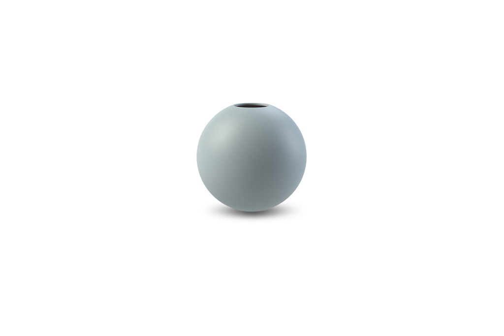 Cooee Design Ball Vase Dusty Blue