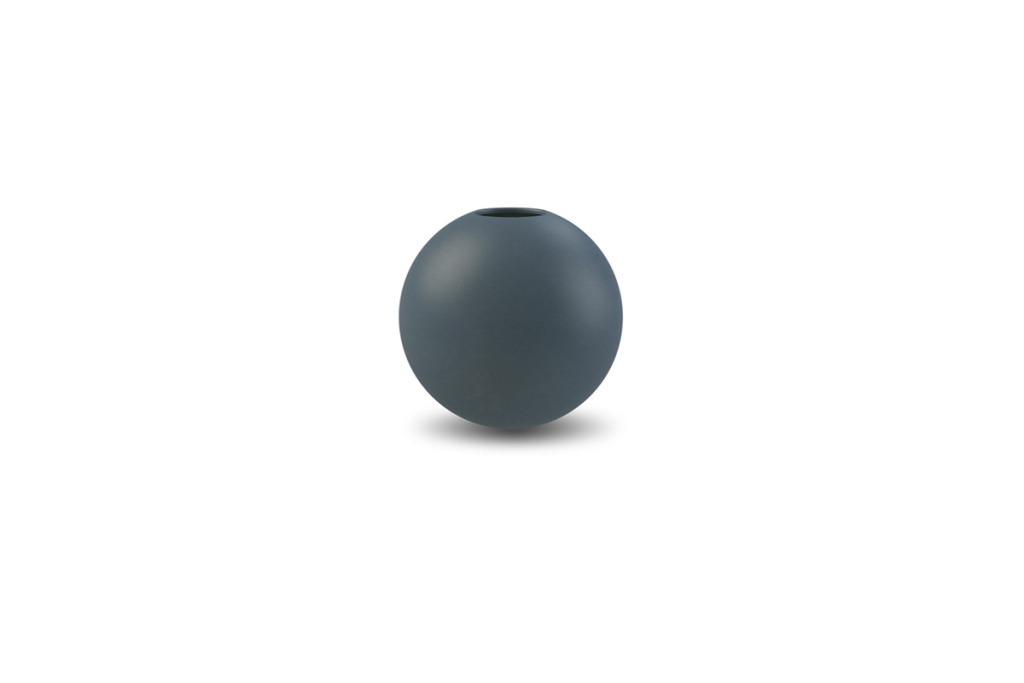 Cooee Design Ball Vase Midnight Blue