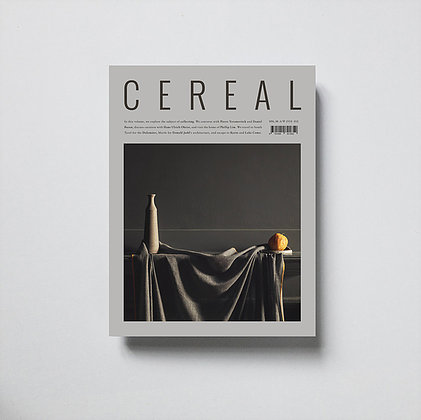 New Mags Cereal Magasin Vol 16