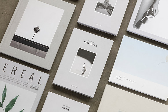 New Mags Cereal City Guide New York