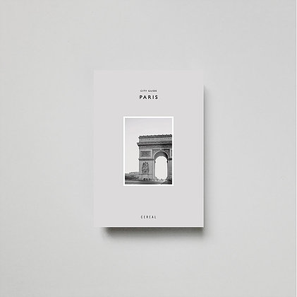 New Mags Cereal City Guide Paris