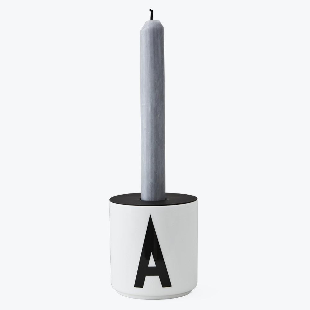 Design Letters Candle Holder Insert