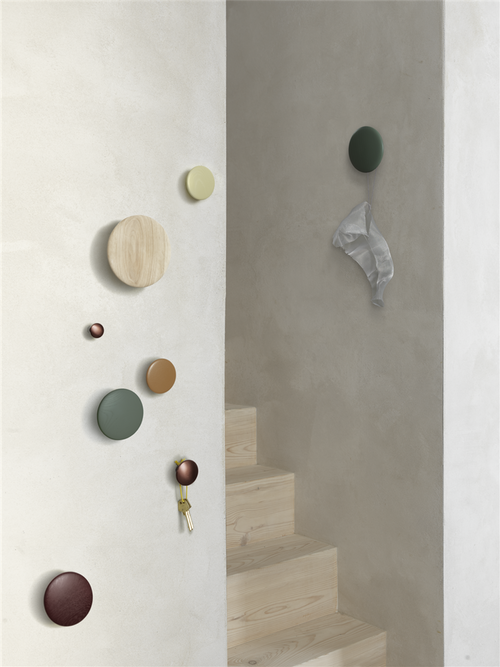 Muuto The Dots Clay Brown