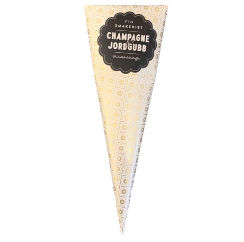 Finsmakeriet Chokladtryfflar Champagne & Jordgubb