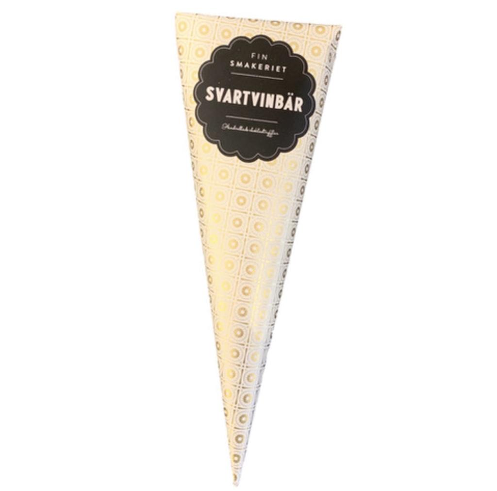 Finsmakeriet Chokladtryfflar Svartvinbär Vit Choklad