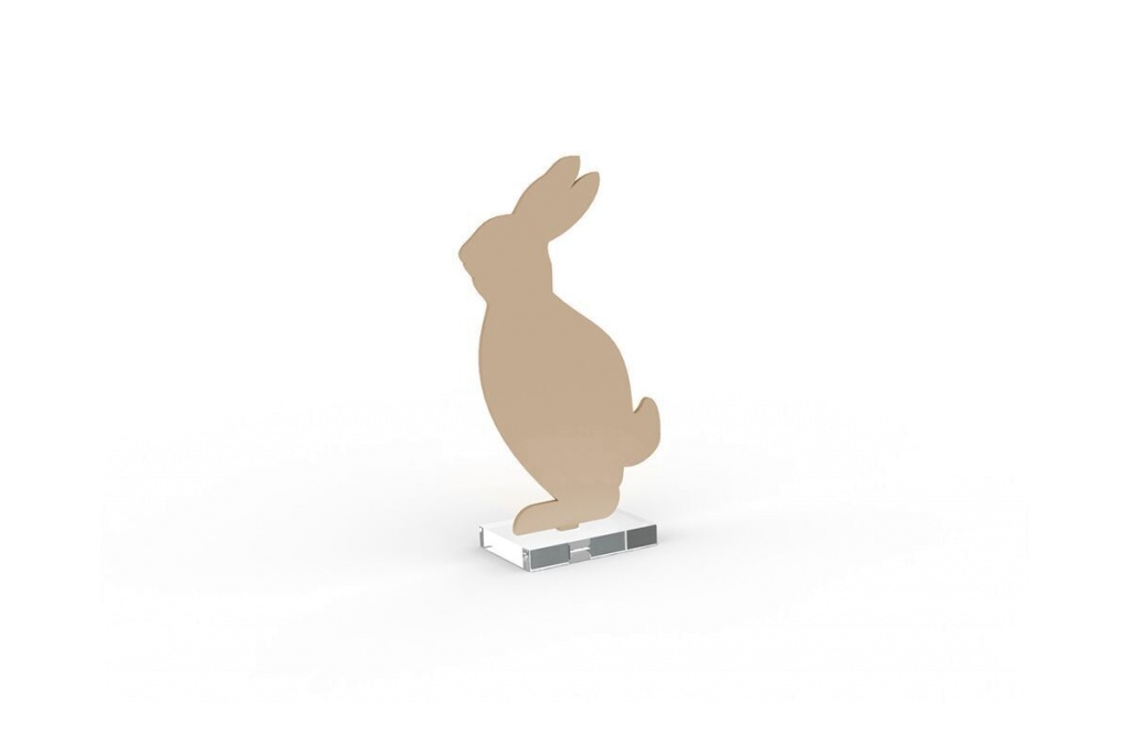 Cooee Design Hare 18cm Sand